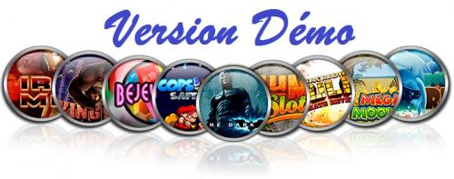 version demo jeux casino